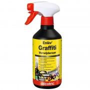 Spray Enlèv' Graffiti DECOTRIC dissout aérosol, feutre et stylo 500 ml
