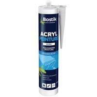 Mastic Acrylique BOSTIK spécial peinture 310 ml