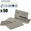 Garnitures abrasives PRIMEX Autoclean, grande longévité X50