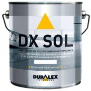 Peinture DURALEX DX Sol polyuréthane Satin 15L