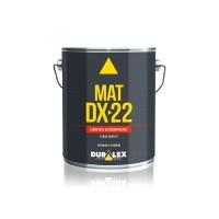 Laque DURALEX DX-22 glycéro Mat BLANC