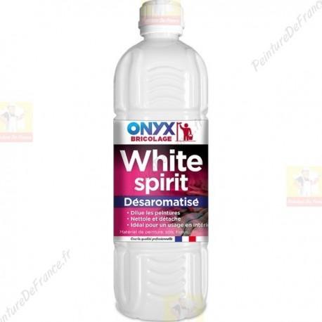White spirit ONYX désaromatisé sans odeur 1L