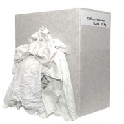 Carton de chiffon blanc recyclé 10 kg