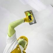 Préparation supports murs et plafonds
