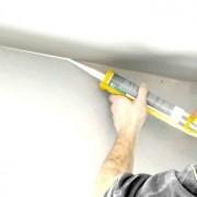 Mastic acrylique peinture
