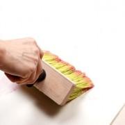 Colle toile de verre et papier peint